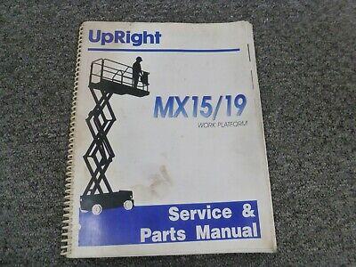 Upright Scissor Lift Wiring Diagram from i.ebayimg.com