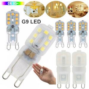 G9 5W 8W LED Dimmbar Kapsel-Birne ersetzen Halogen Glühlampe Lampen Warmweiß