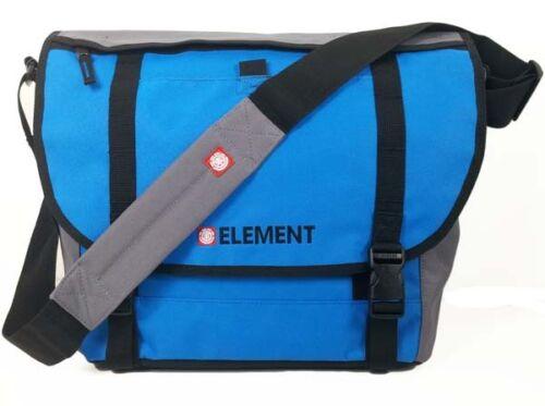 """Element MOH V2 15/"""" Laptop Computer Messenger Dispatch Shoulder Bag College Blue"""