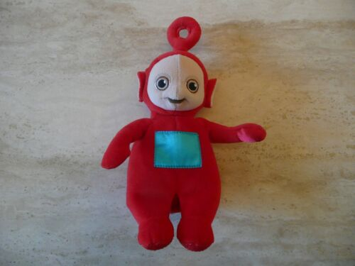 TY TELETUBBIES Beanie DIPSY TINKY WINKY LAA LA PO Plush Soft Doll 23 cm Tall Très bon état