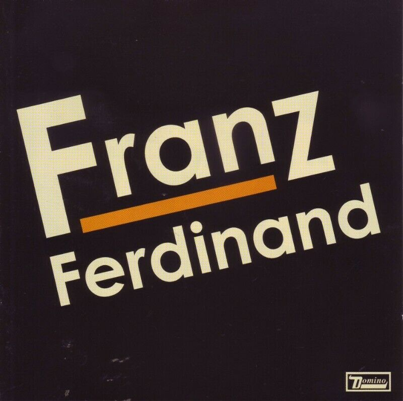 2 Franz Ferdinand CDs R140 for both or sold separately