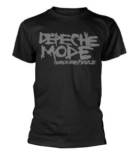 Fanartikel & Merchandise People Are People T-shirt Wir Haben Lob Von Kunden Gewonnen Herrenmode Zuversichtlich Depeche Mode