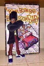 MC Prince Barry D Money Hip-Hop Cartoon Vinyl Art Figure By Tramp RARE! Kidrobot