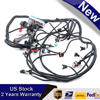 Standalone Wiring Harness T56 Or Non, Vz Ls1 Wiring Diagram