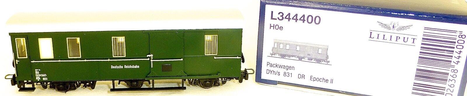 fur de equipaje equipaje equipaje dyh / S 831 DR EPII Liliput l344400 H0e 1:87 emb.orig vía 9e343a