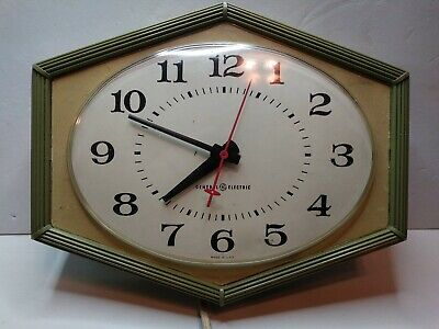 General Electric Kitchen Wall Clock