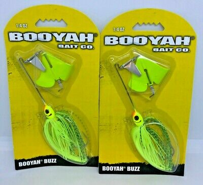 Booyah BuzzBaits 3//8oz Multiple Colors