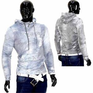 Capuche-hoodie-pull-veste-sweatshirt-hommes-NEUF-pull-sweatjacke