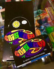 Rainbow - Rainbow Printed Cigarette Rolling Papers 5 Pak Lot RARE OOP L@@K