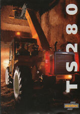 "Matbro ""TS280"" Telescopic Farm Handler Brochure Leaflet"