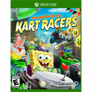Nickelodeon Kart Racers Xbox One [Brand New Factory Sealed Video Game] XB1 Nick