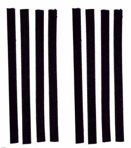 Hunter Green Replacement Record Cleaning Strips 4-pack Vpi Okki Nokki Lp Vinyl Music