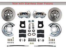 64 65 66 67 68 69 Ford Mustang Disc Brake Conversion w/ Stainless Steel Pistons