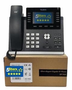 Yealink SIP-T46S Gigabit HD IP Phone - Brand New, 1 Year Warranty