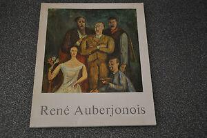 RENE-AUBERJONOIS-1872-1957-Musee-d-039-Art-moderne-Paris-1977-J5