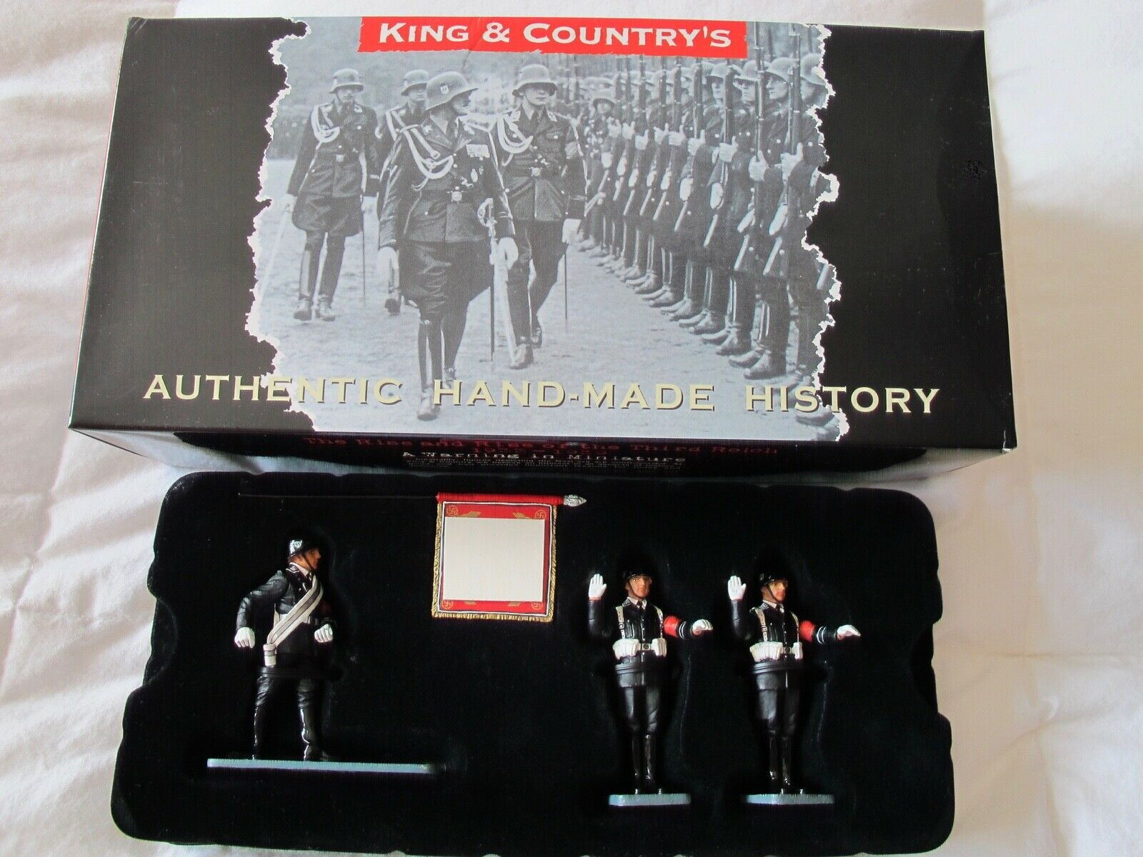 King & Country Oath Taking Ceremony Set (Berlin '38 Series) Series) LAH061
