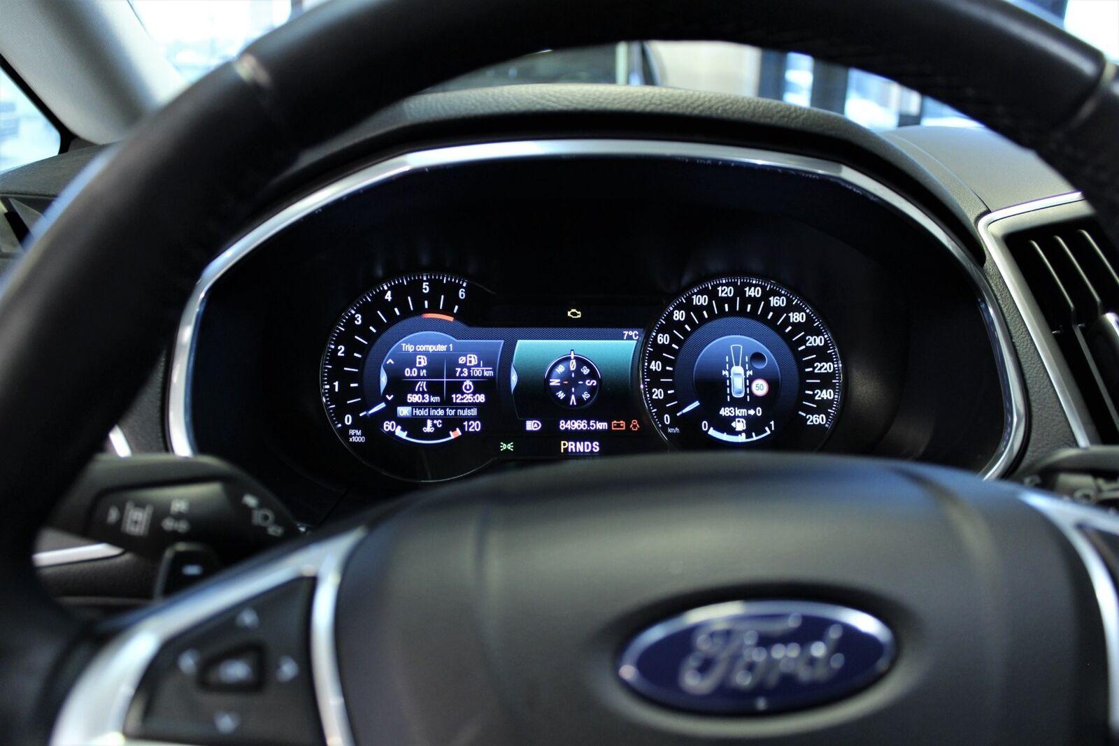 Ford S-MAX 2,0 TDCi 180 Titanium aut. - billede 10