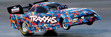 Traxxas 69087-4 1/8 Ford Mustang Funny Car NHRA Drag Racing Special Edition Red