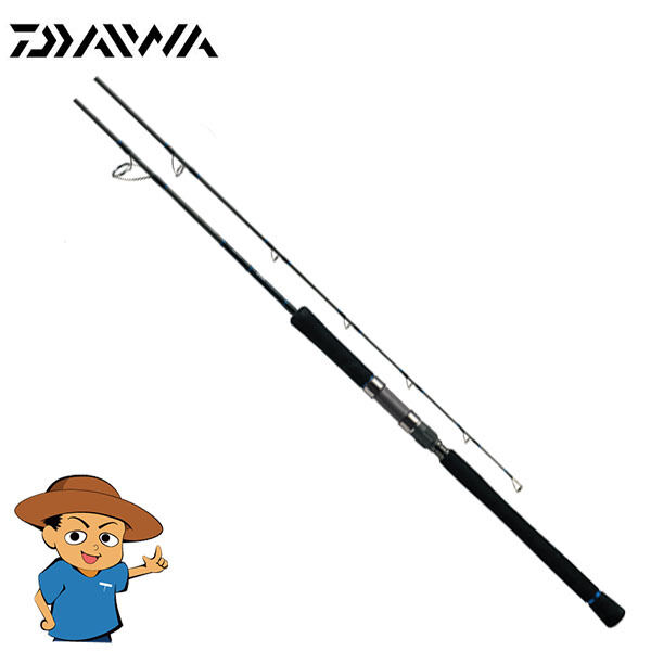 Daiwa BLAST J61S-2 3 Jigging model 6'1  jigging fishing spinning rod pole