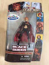 Marvel Legends Toys R Us Exclusive Reina Negra 2007 raro. nuevo Y En Caja