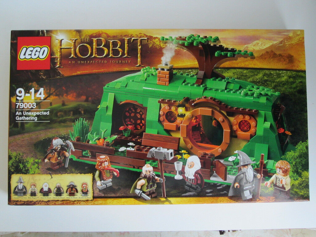 Lego Lego Lego Lord of the Rings 79003  Une rencontre inattendue  ee74a3