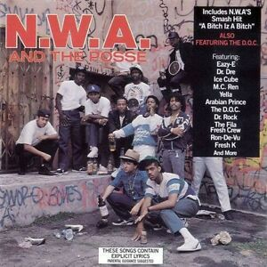 N-W-A-N-W-A-amp-the-Posse-New-Vinyl-Explicit