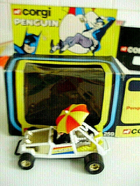 CORGI giocattoli 259 penguinmobile MINT in Orig. scatola RARE    Batuomo