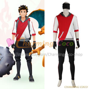 Pokemon go cosplay male