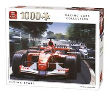 1000 Piece Jigsaw Puzzle Formula 1 One Racing Cars Motor Sport FLYING START 5627