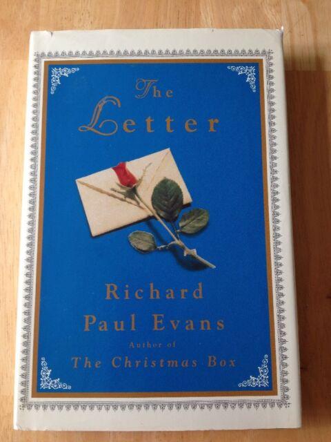Christmas Box: The Letter Bk. 3 by Richard Paul Evans (1997, Hardcover) Good Bk   eBay