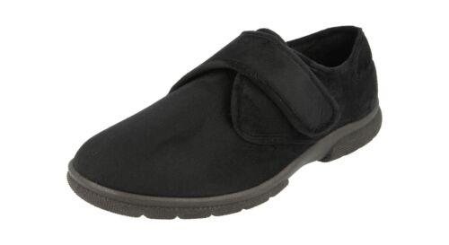 V Correa ajuste Db's Zapatos Negro Cierre Adhesivo Sola House V Ajuste qxwRv7gS