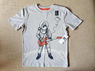 *** Gap Ragazzi T-shirt *** 4 - 5 Anni ***-mostra Il Titolo Originale Fresco In Estate E Caldo In Inverno