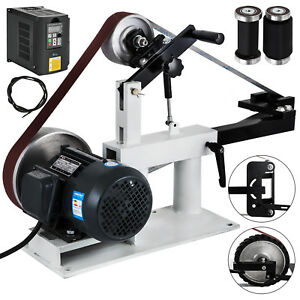 Strange Details About 2X82 Belt Grinder Sander 2Hp Multifunction Variable Speed Drive Wheel 3 Model Onthecornerstone Fun Painted Chair Ideas Images Onthecornerstoneorg