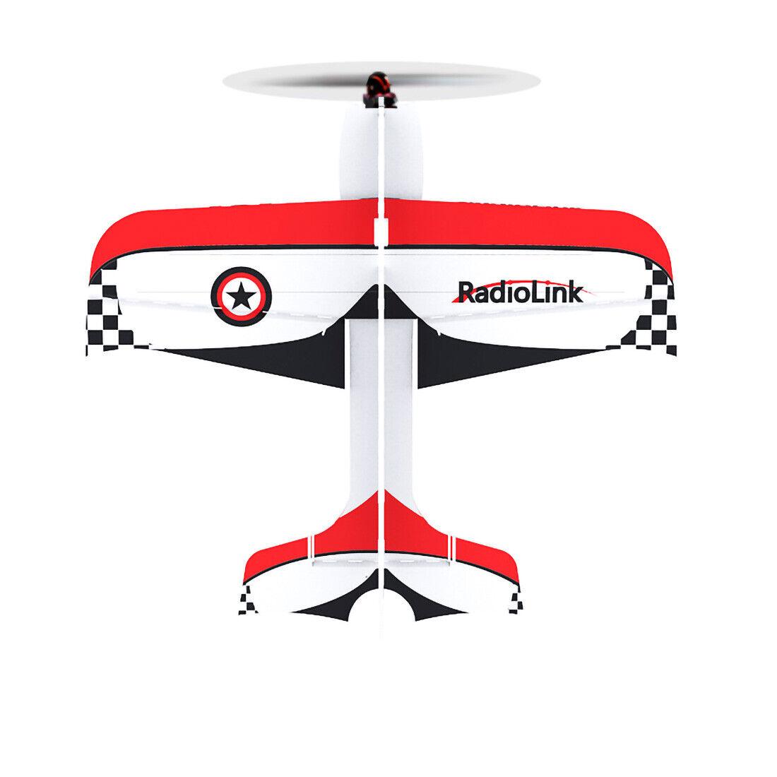 Radiolink A560 560mm Wingspan 3D Poly Fixed Wing  RC Aircraft Drone Airplane RTF  risparmia fino al 50%
