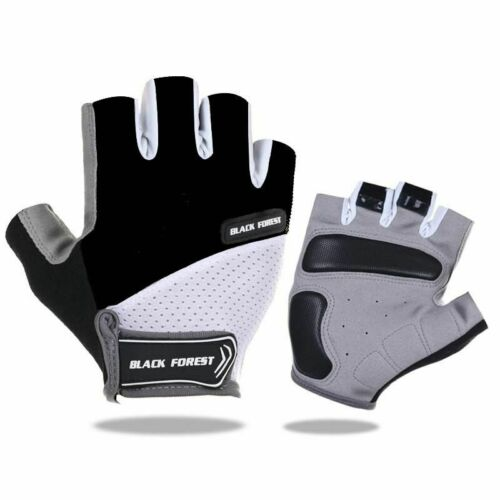 Half Finger Bicycle Gloves For Fitness Cycling Summer Gel Anti-Slip Breathable
