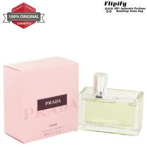 3cbf787bc9 Prada Amber Perfume 2.7 oz 1.7 oz EDP Spray for WOMEN by Prada | eBay