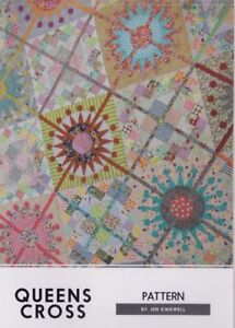 Queens-Cross-modern-pieced-quilt-PATTERN-Jen-Kingwell-Design-Collective