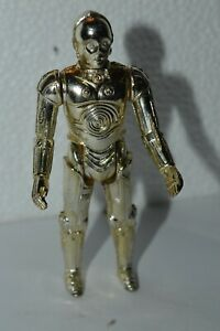 1977-Star-Wars-C3PO-Robot-Action-Figure-3-3-4-Inches-Kenner-Original-Vintage