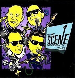THE-SCENE-inappropriately-yours-CD-EP-mod-power-pop
