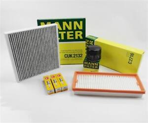 Inspektion Service Smart 1 0l Olfilter Luftfilter Zundkerzen Ngk