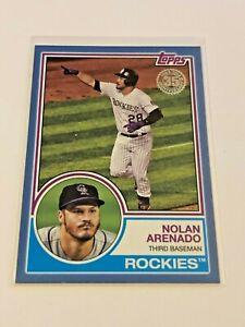 2018-Topps-Baseball-Blue-039-83-Topps-Parallel-Nolan-Arenado-Colorado-Rockies