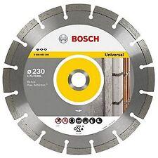 "BOSCH  9""  230MM PROFESSIONAL UNIVERSAL DIAMOND CUTTING DISC BLADE 2608602195"