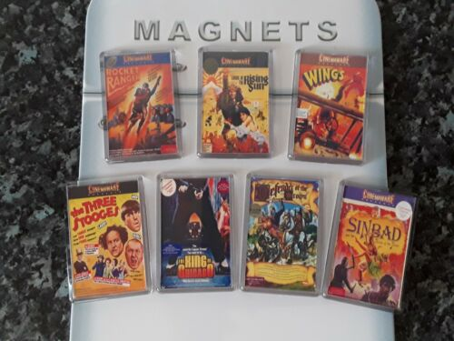 Cinemaware Fridge Magnet Collection Amiga