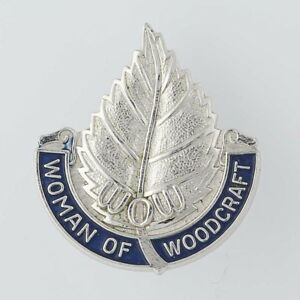 Woman-of-Woodcraft-Badge-Sterling-Silver-WOW-Member-Pin