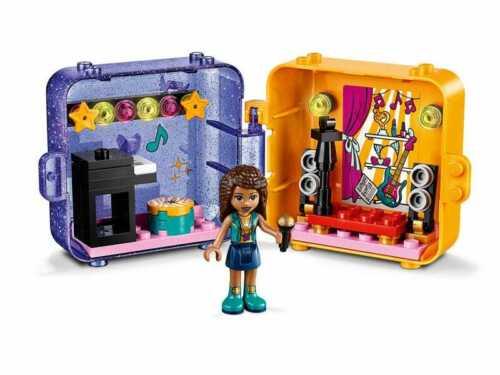 Lego Friends Andrea/'s Play Cube