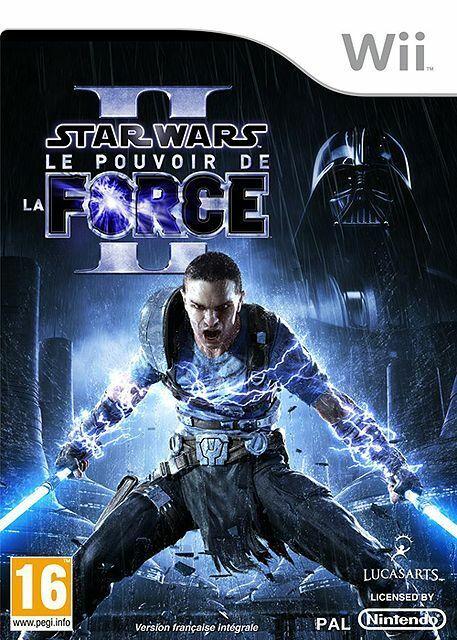 STAR WARS - LE POUVOIR DE LA FORCE II 2 / Wii - Avis StarWars