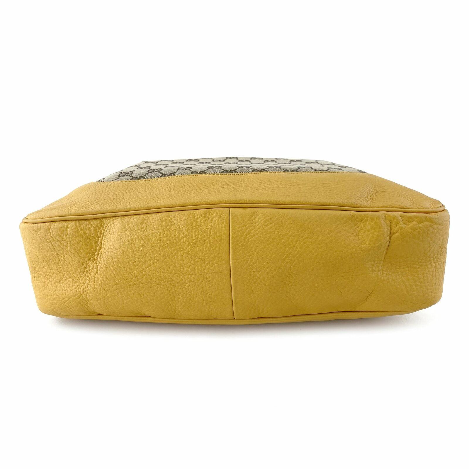 Gucci GG Canvas Diana Bamboo Shoulder Bag - Beige… - image 7