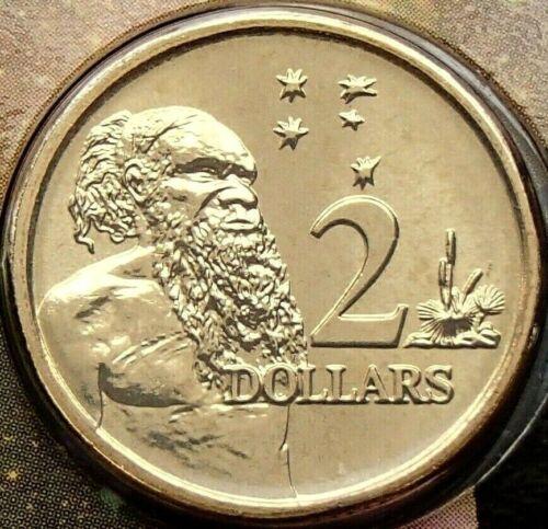1998 Australia $2 Two Dollar Specimen Coin Unc Choice Gem Ex Mint Set