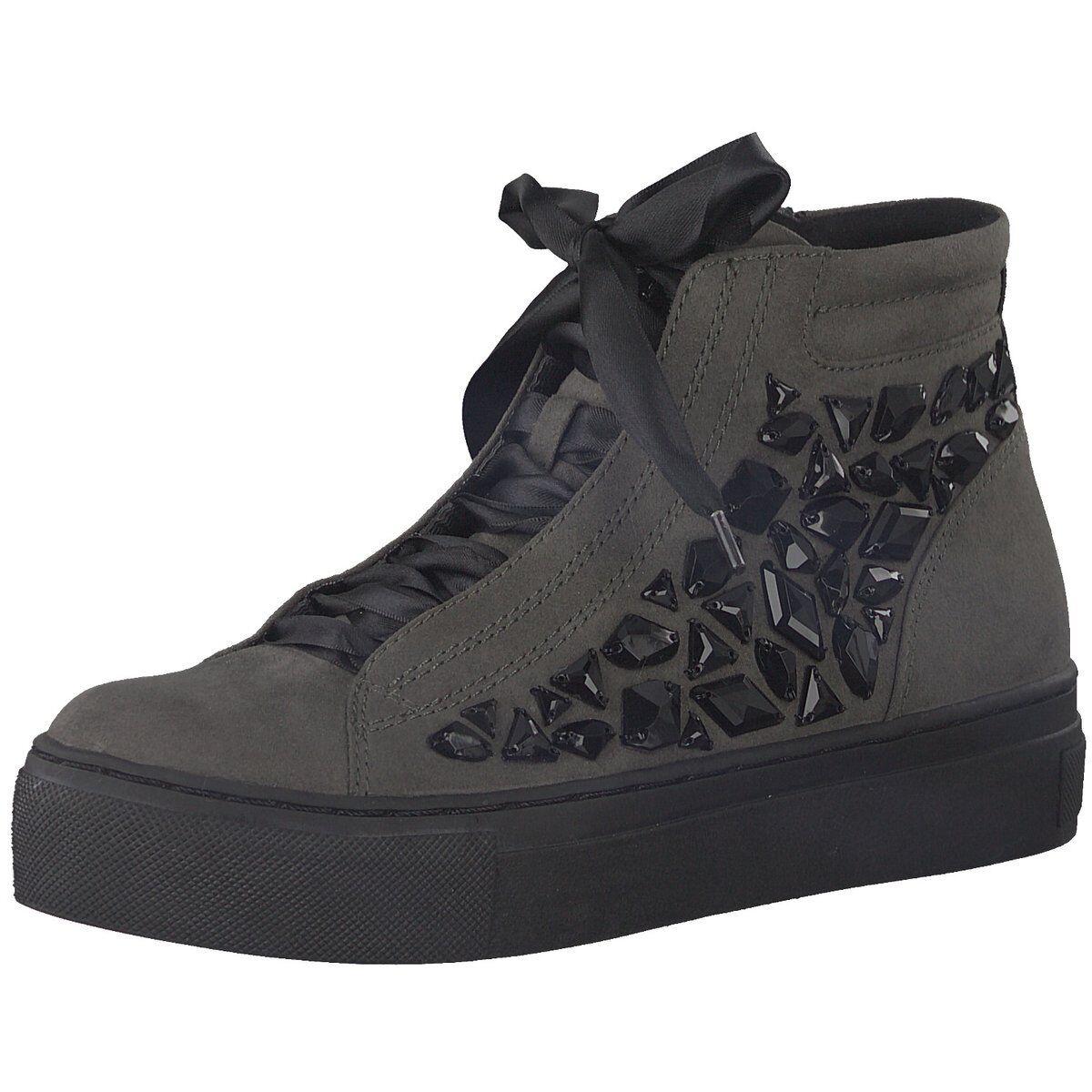 NEU Marco Tozzi Damen Stiefeletten Woms Boots 2-2-25257-21/225 225 grau 523659