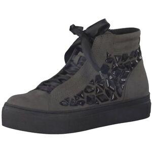 2 Sneaker Stiefel Damen 225 Tozzi 2 Woms Marco 523659 Grau 25257 21 xq6ZXnHwp